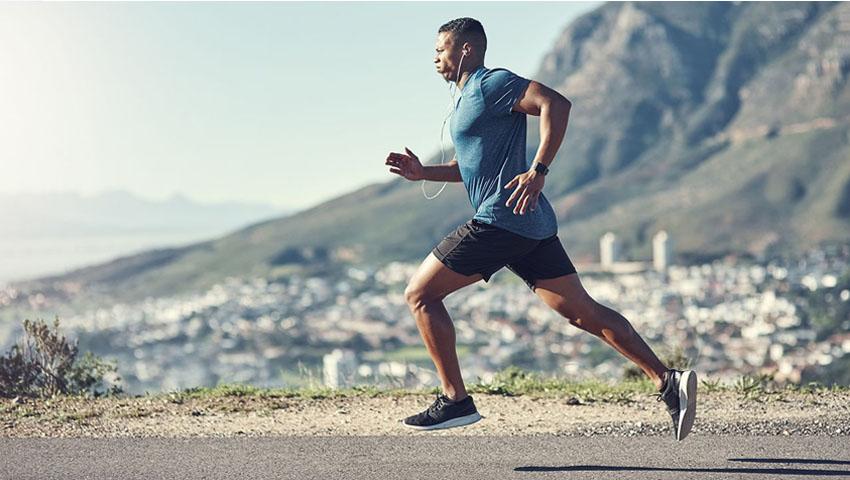 Hãy sống như vận động viên
