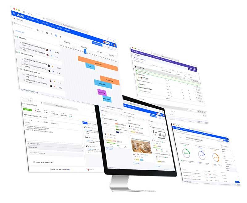 Phần mềm KPI cho doanh nghiệp
